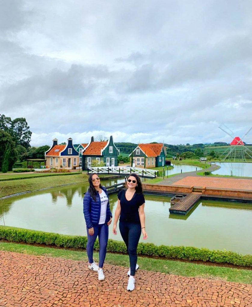 Parque Histórico Carambeí