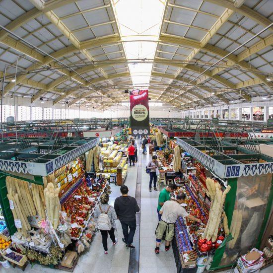Mercado Municipal de CuritibaFoto: Daniel Castellano / SMCS