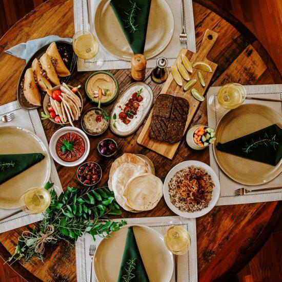 Mezmiz culinária árabe