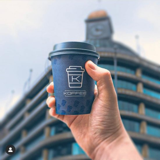 Koffee Shopping Estação