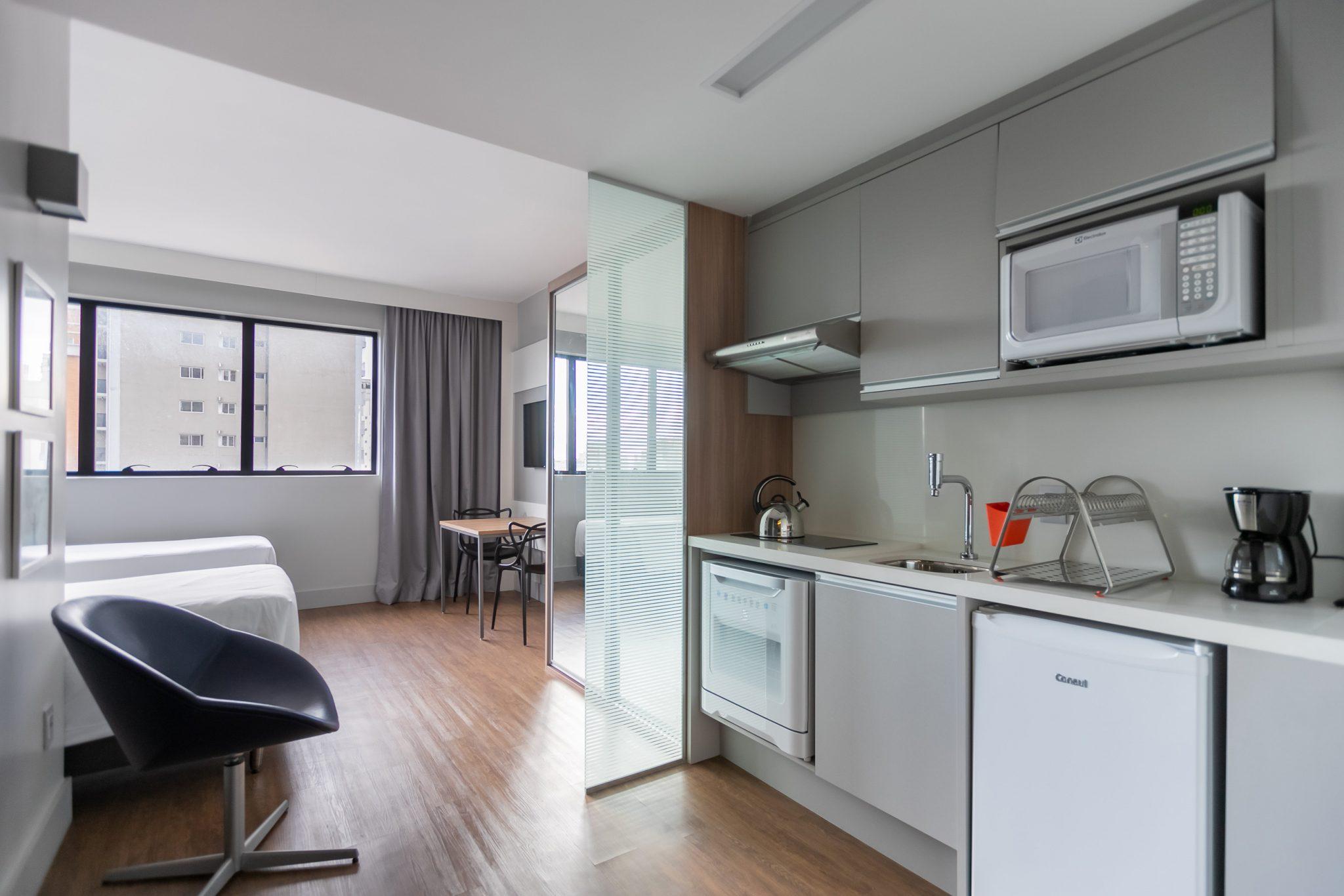 A Yogha conta com imóveis ideais para hospedagens de curta duração - Cred Paulo Cibin