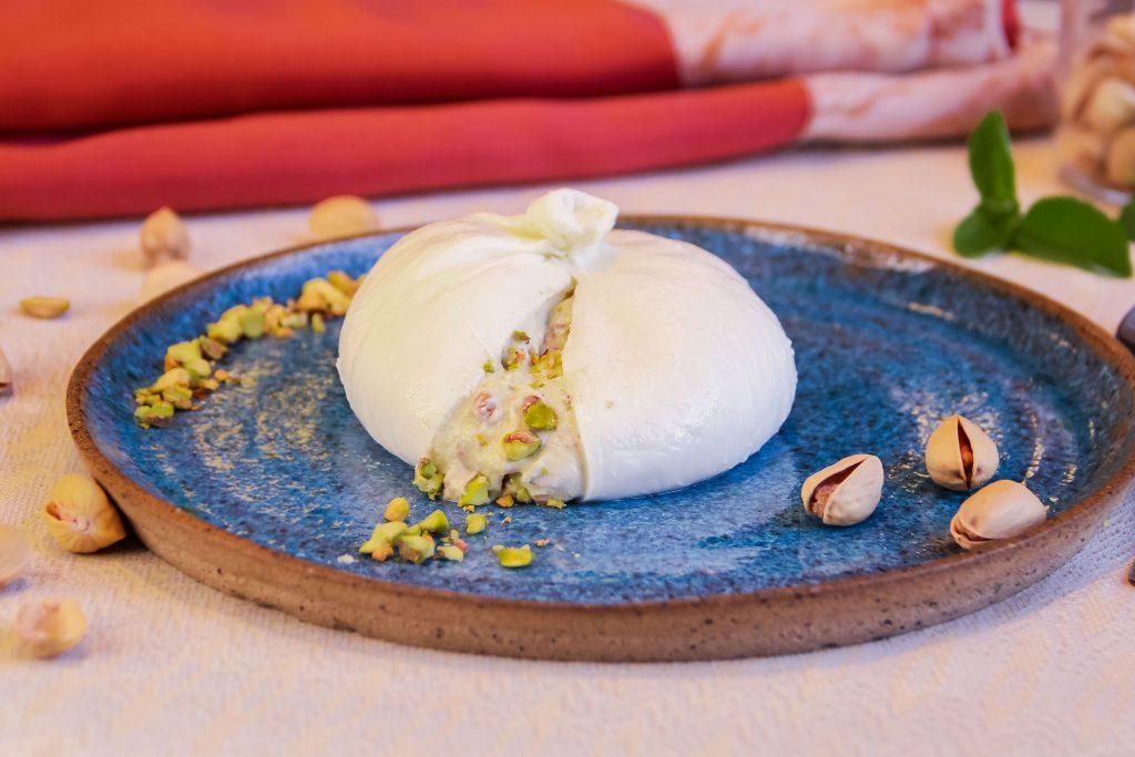 Burrata Pistache