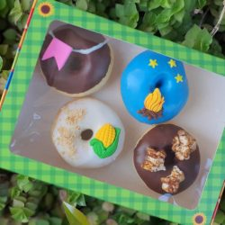 Davi Donuts kit junino