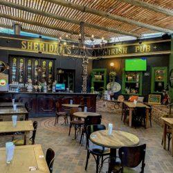 Sheridans Irish Pub interna