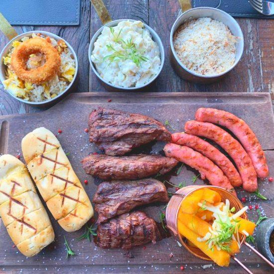 ox room steakhouse - promo dia dos pais 3 kit churrasco - foto divulgacao