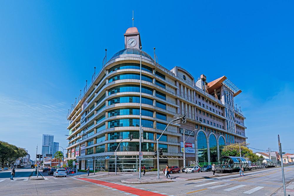 shopping estação fachada 2021