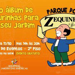 Parque do Zequinha no Dia das Crianças do Shopping Jardim das Américas